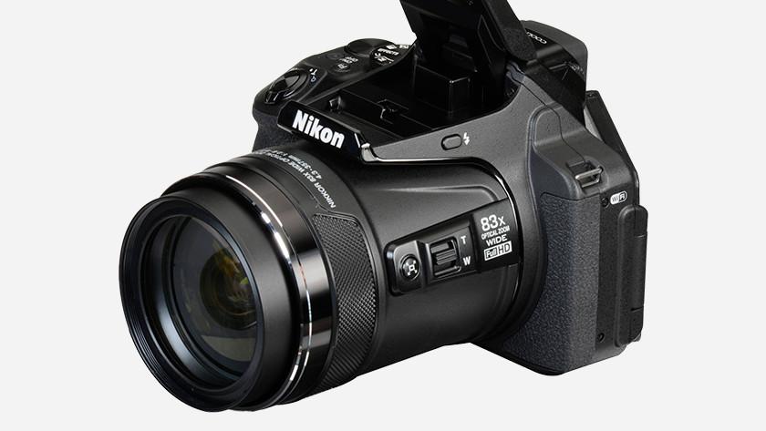 Optische zoom Nikon P900