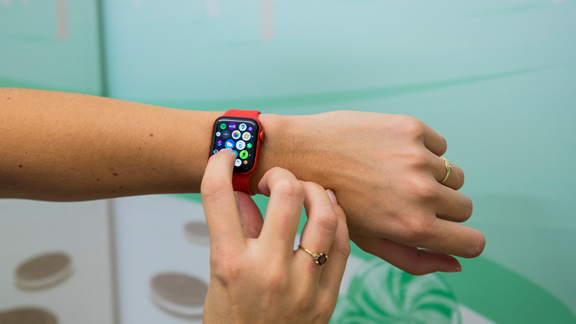 Apple Watch Series 6 S6 processor