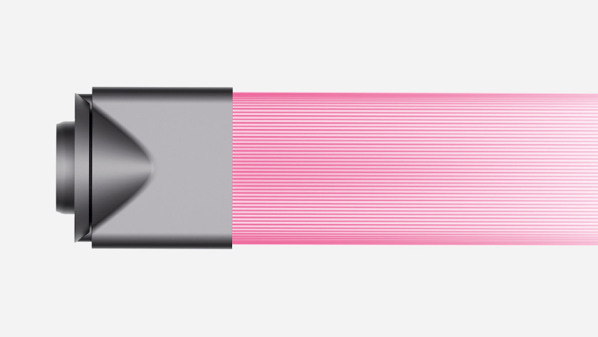 Dyson Supersonic stylig concentrator in gebruik