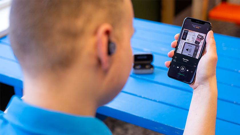 Geluidskwaliteit: Sennheiser Momentum True Wireless