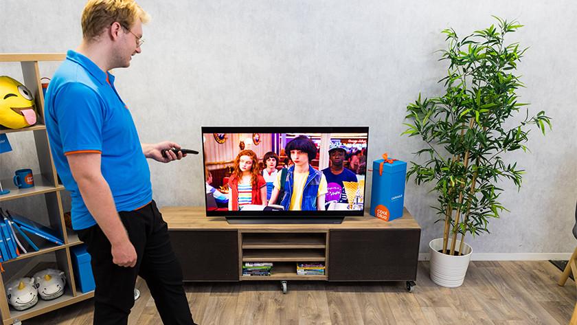 Eerste indruk van de LG CX 48 inch OLED tv