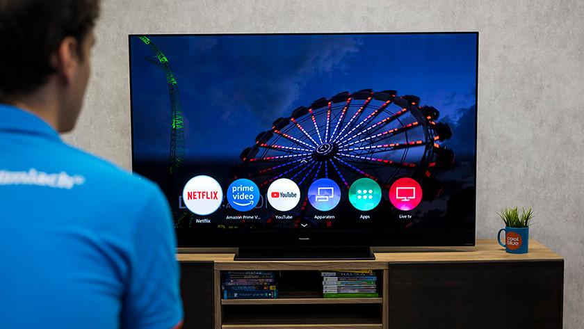 Panasonic tv review