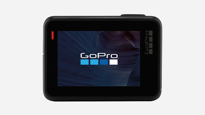 Bediening GoPro HERO 4