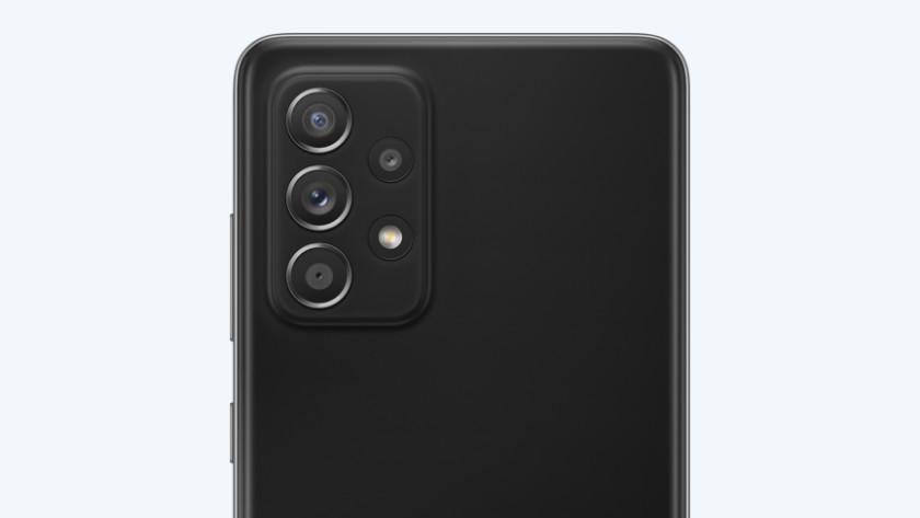 Camera Samsung A52 vs A42