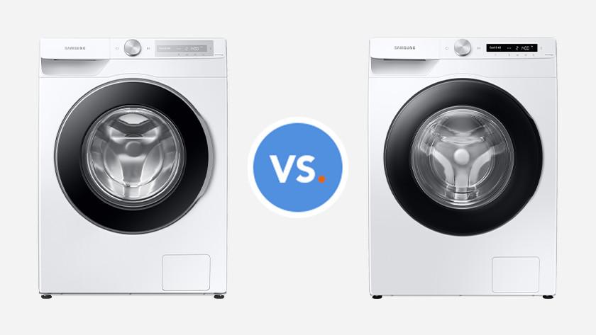 Samsung wasmachines 6000 vs 5000 serie