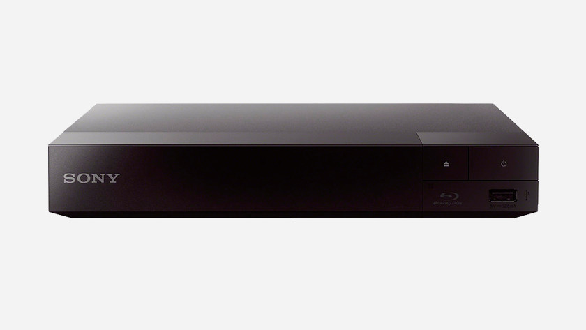 Smart-TV Blu-ray speler