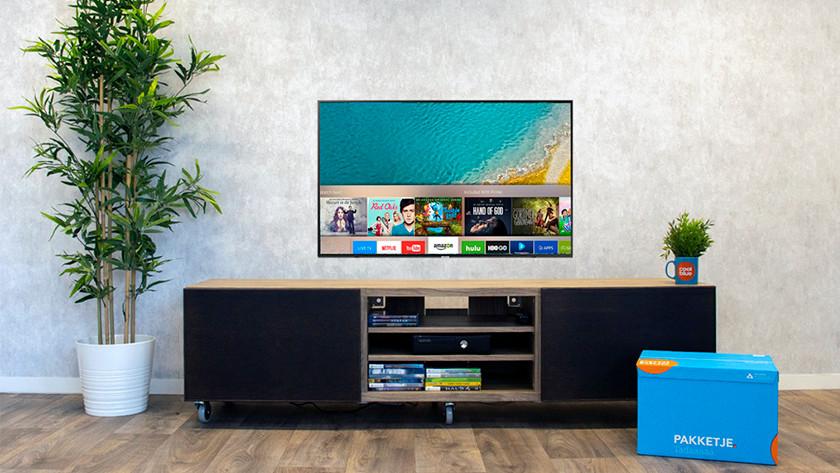 Televisie voor zakelijk gebruik en narrowcasting