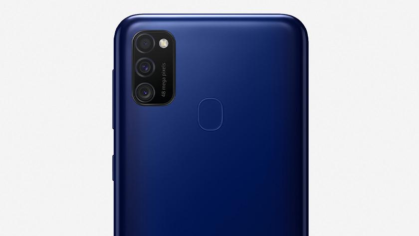 Samsung M21 vs Samsung a20s camera