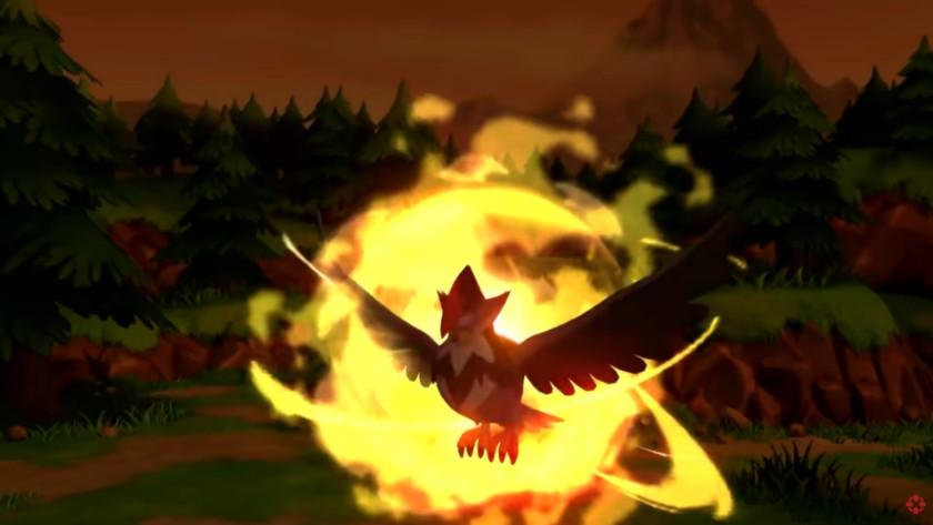 Vang mythische Pokémon in Shining Pearl en Brilliant Diamond