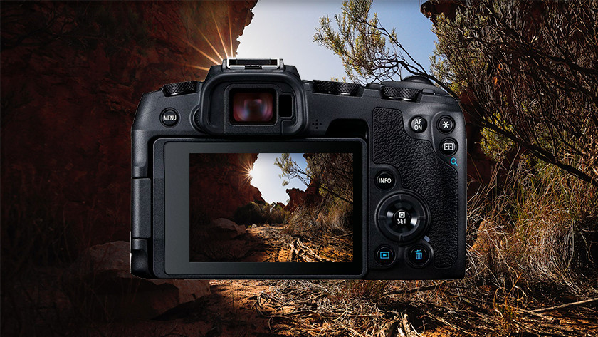 Beeldkwaliteit Canon EOS RP