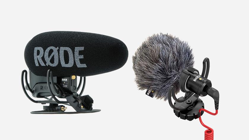 Microfoons en audio adapters