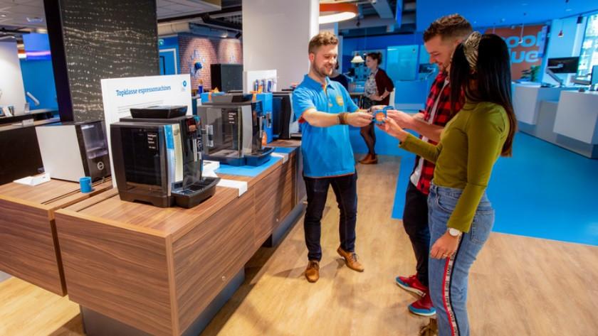 Koffiemachines winkel Coolblue