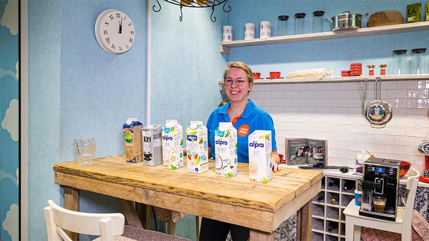 Plantaardige melksoorten