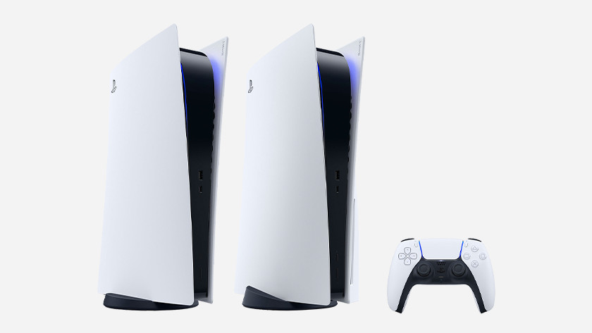 PlayStation 5 consoles.