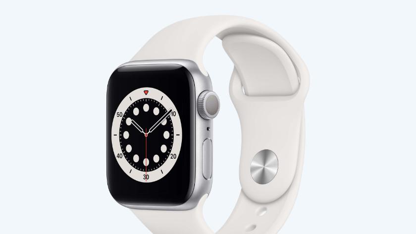 Apple Watch Series 6 formaten