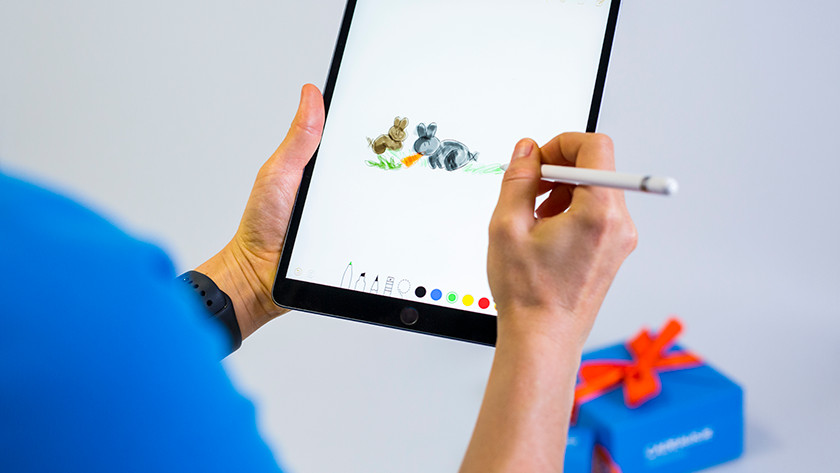 iPad Air 3 met Apple Pencil