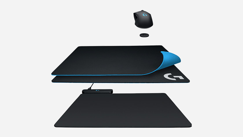 Nu beschikbaar: Logitech G Powerplay Coolblue Voor 23.59