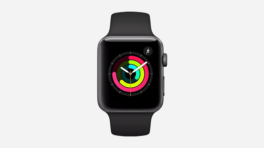 Materiaal Apple Watch Sport