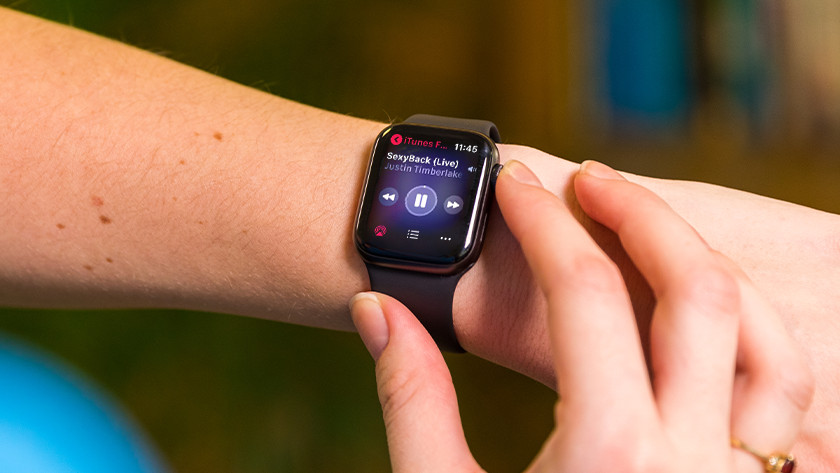 Apple Music op Apple Watch