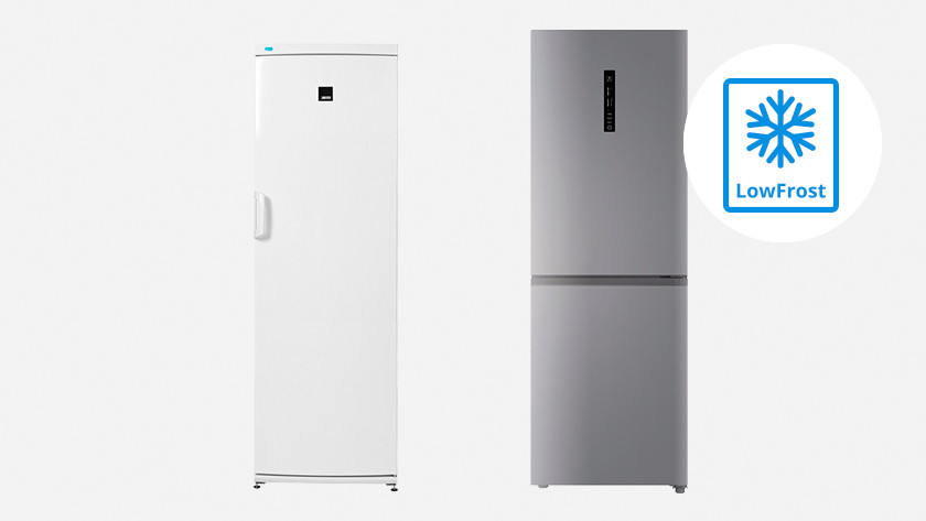Refrigerators from € 350, - to € 500, -