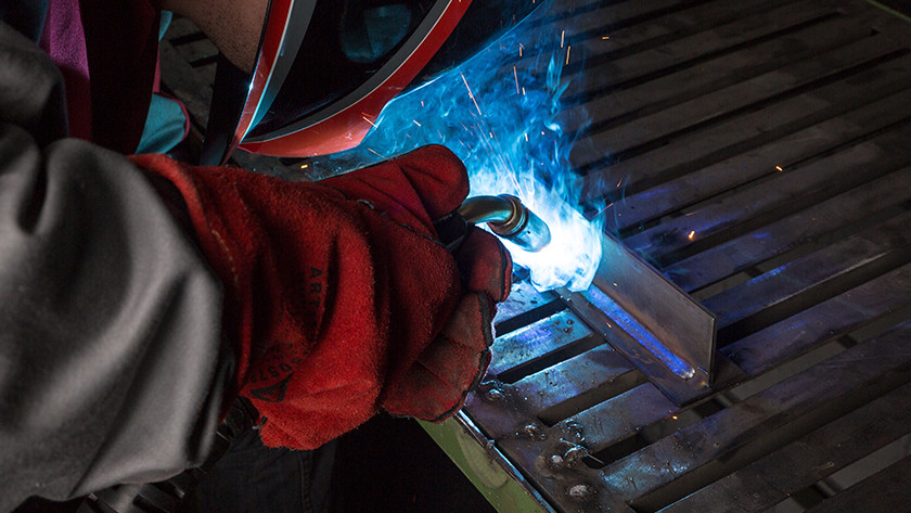 The pros of MIG/MAG welding