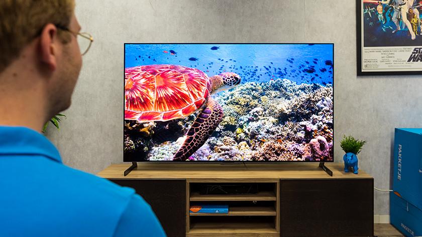 Eerste indruk van de LG GX OLED tv