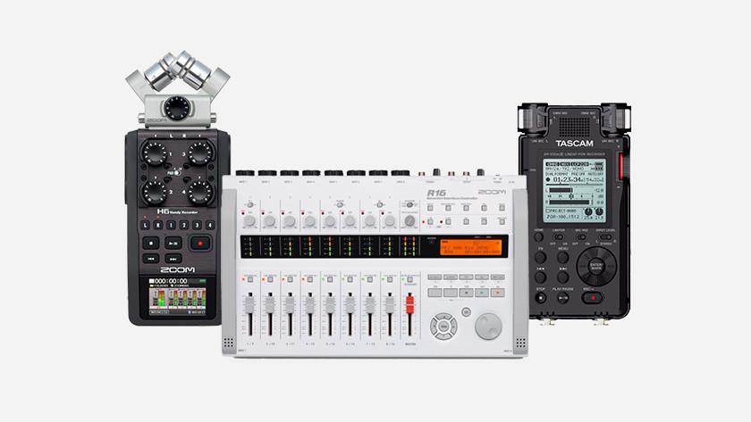 Omni-directionele microfoons