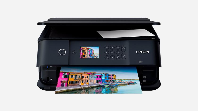 Installing an Epson printer