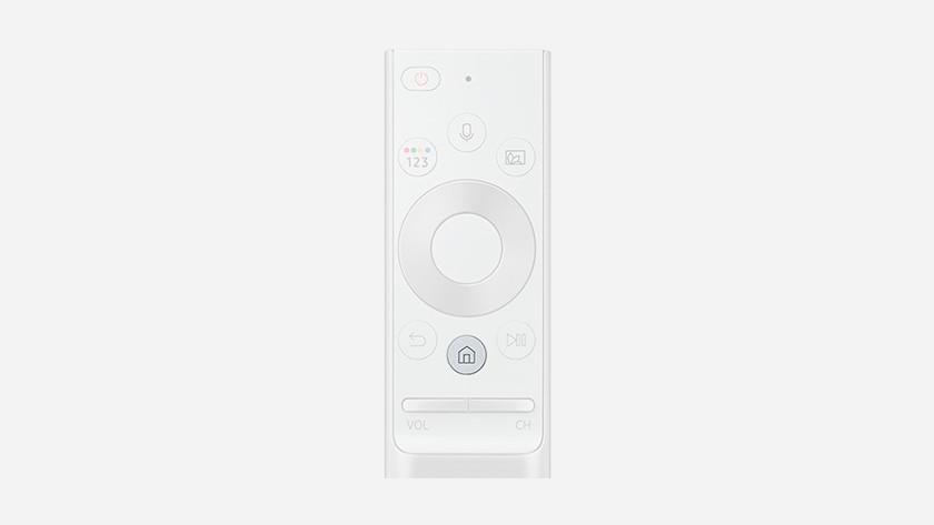 Samsung menu button