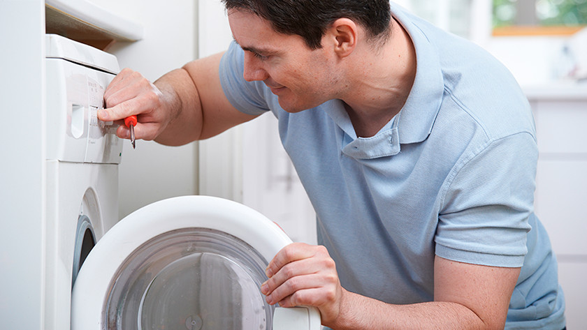Washing machine error