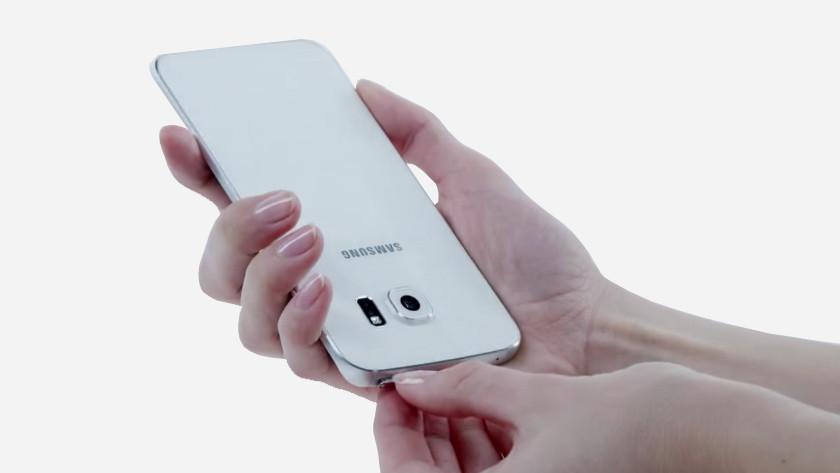 Simkaart in Samsung Galaxy S7