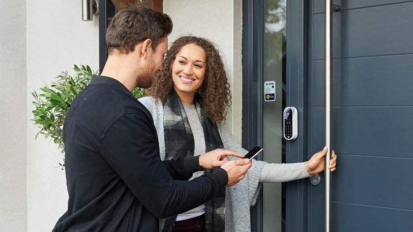 Type door lock replace