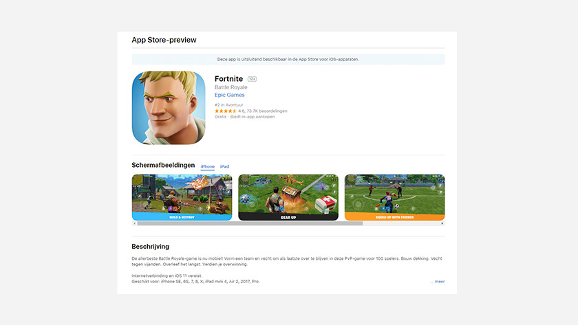 How do you play Fortnite on your mobile phone? - Coolblue - Before