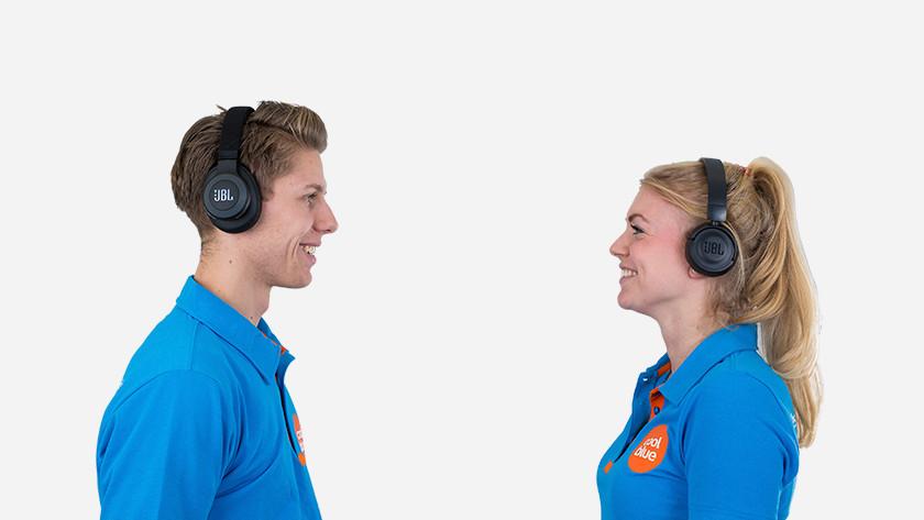 Technologie koptelefoons oordopjes