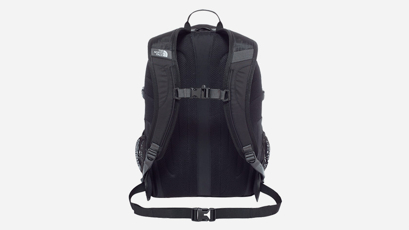 Ventilated back and chest strap