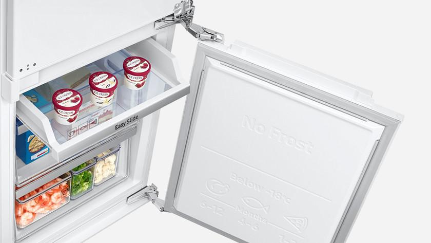 Deur-op-deur koelkast