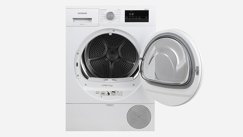 Dryers from € 500,- to € 550,-