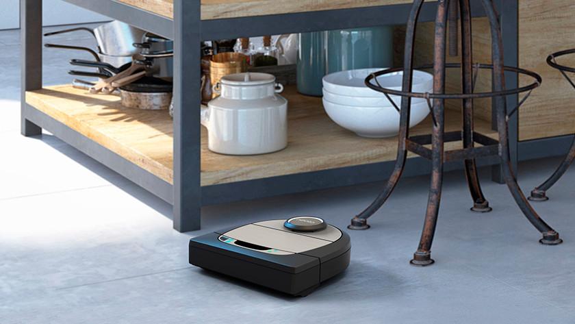 Robot vacuum type of vacuum
