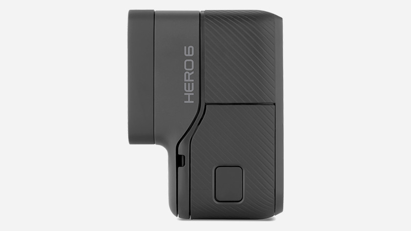 Technical specifications GoPro HERO 6