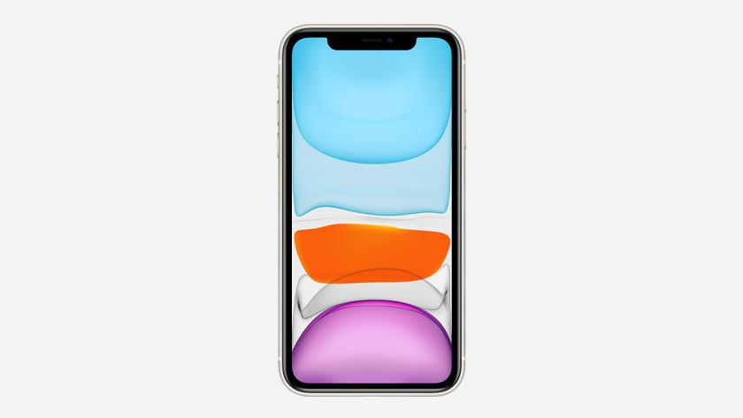 iPhone 11 scherm