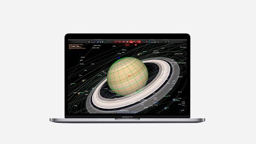 Apple MacBook Pro 13 inches processor