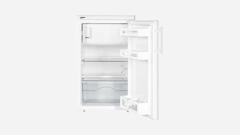 Tabletop fridge