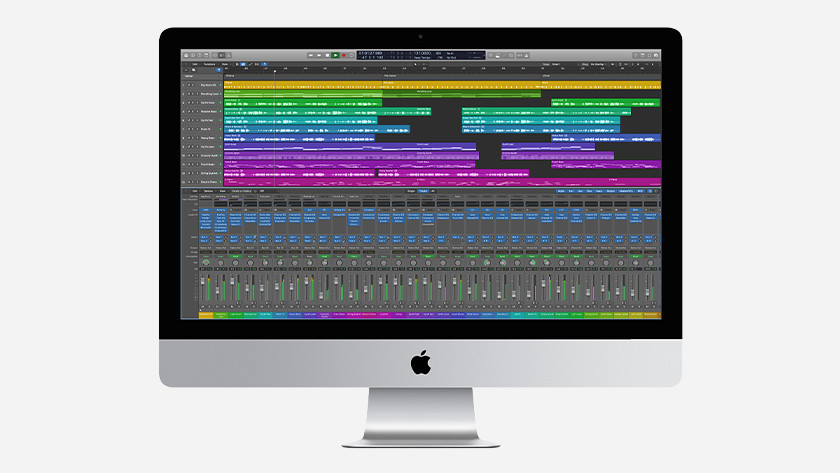 Apple iMac Logic Pro