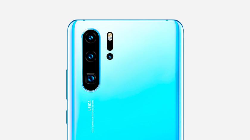 Camera Huawei telefoon