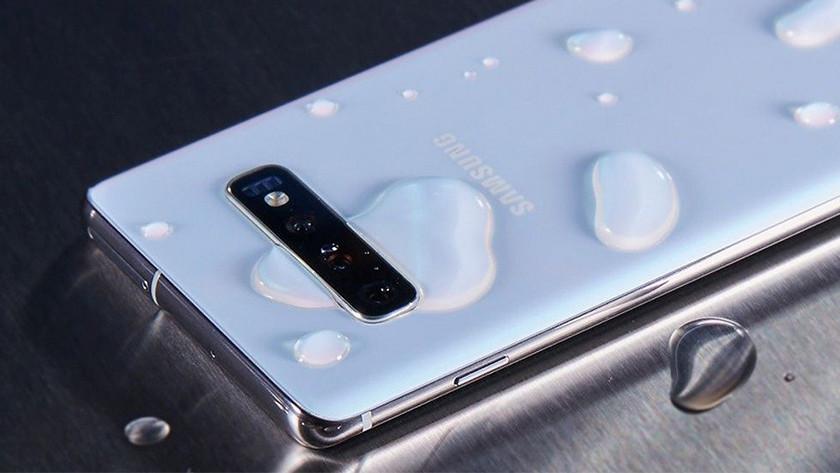 Samsung phone waterproof
