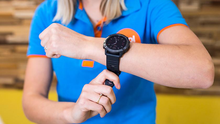 Comfort smartwatch