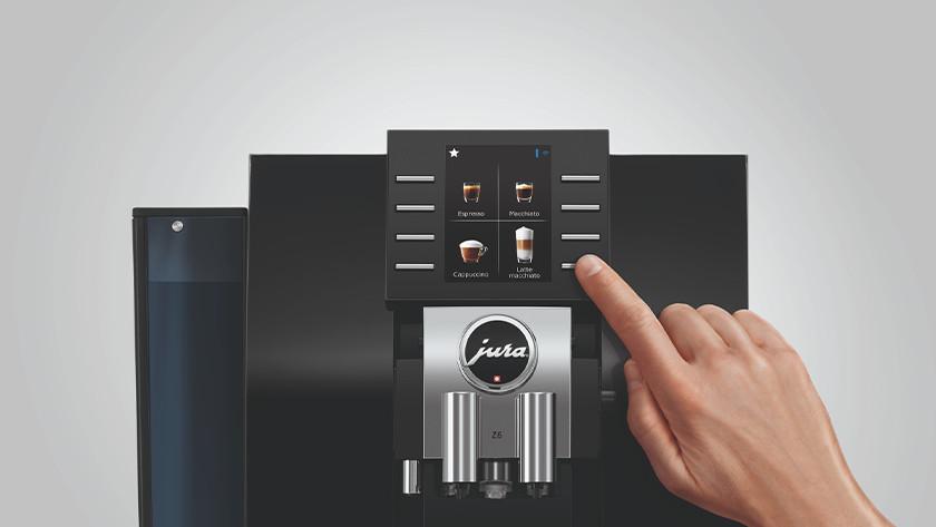 Jura Z6 serie