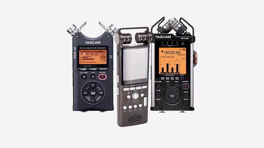 Directionele microfoons