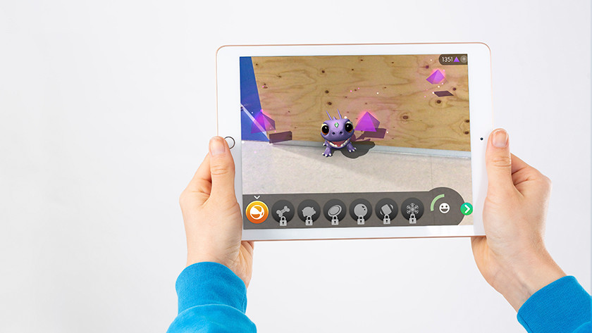 Gamen op iPad (2018)