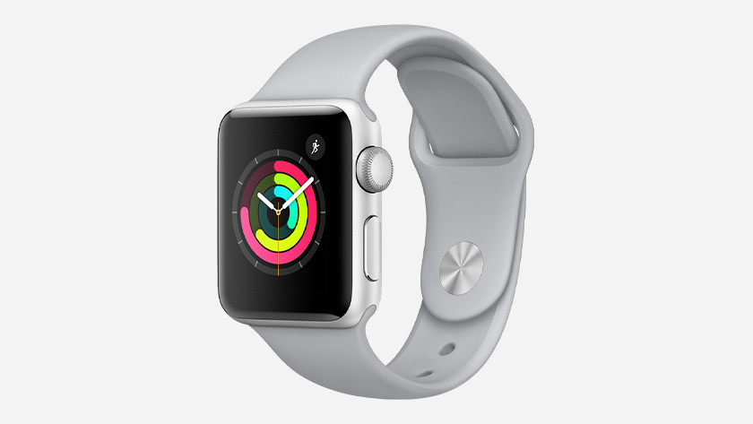 Apple Watch Series 3 sos noodmelding